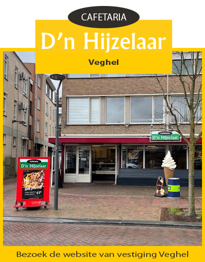 Cafetaria D'n Hijzelaar Veghel